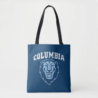Bolsa Tote Leões da Universidade de Columbia | - vintage