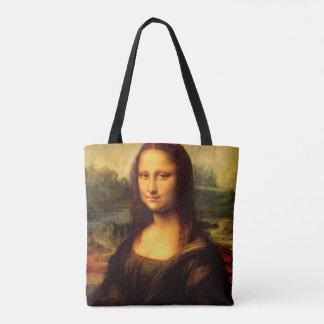 Bolsa Tote LEONARDO DA VINCI - Mona Lisa, La Gioconda 1503
