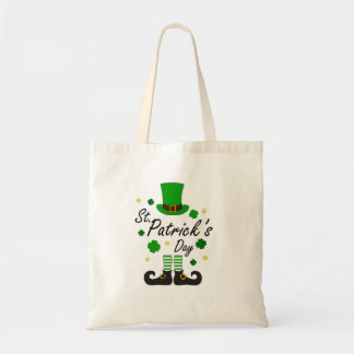 Bolsa Tote Leprechaun de Patricks da rua