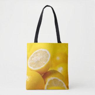 Bolsa Tote Limões amarelos
