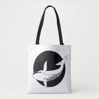 Bolsa Tote Little Whale