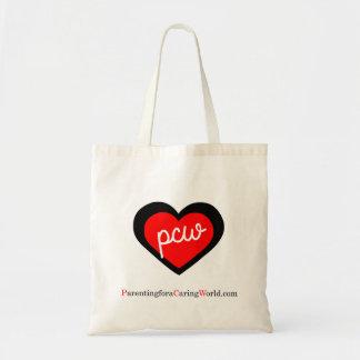 Bolsa Tote Logotipo legal: Promova a parentalidade compassivo