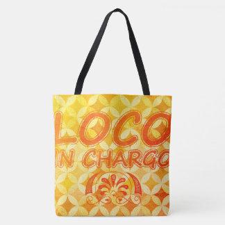 Bolsa Tote Louco em Chargo