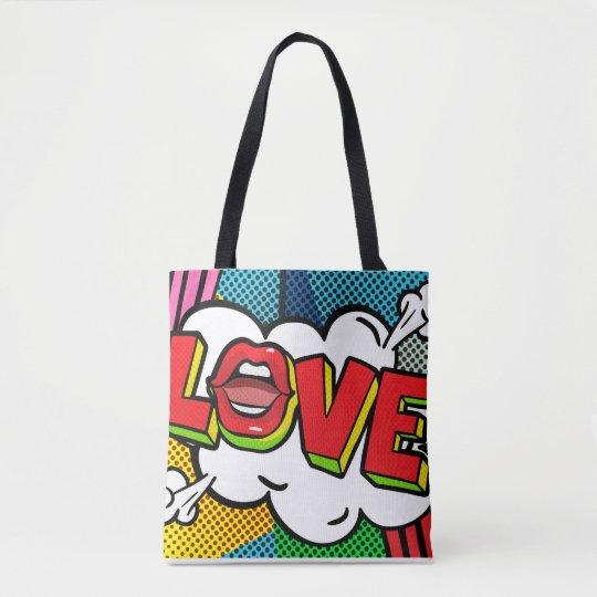 Bolsa Tote Love Bag