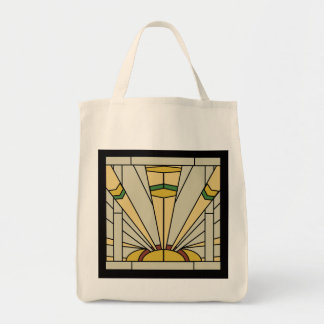 Bolsa Tote Luz do sol do art deco