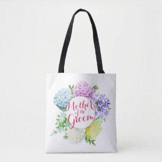 Bolsa Tote Mãe da sacola do casamento do primavera do noivo