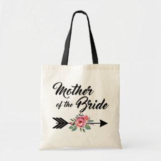 Bolsa Tote Mãe da seta da noiva