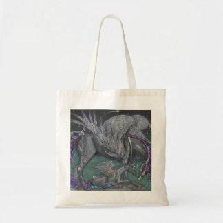 Bolsa Tote Mamã e bebê de Pegasus