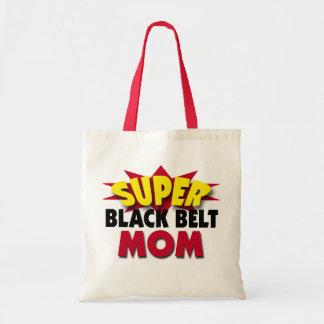 Bolsa Tote Mamã super do cinturão negro