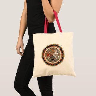 Bolsa Tote Mandala de Kalachakra
