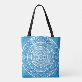 Bolsa Tote Mandala do Bluebird
