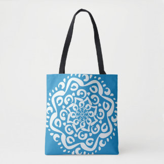 Bolsa Tote Mandala do Bluebird