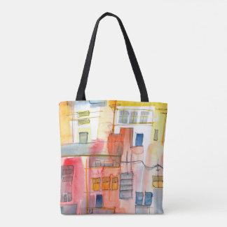 Bolsa Tote Manhã na vila (1 e 2)