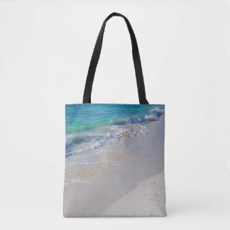 Bolsa Tote Maré baixa na praia
