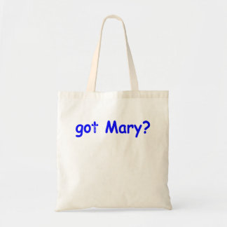 Bolsa Tote Mary obtida?
