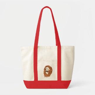 Bolsa Tote Máscara do leão