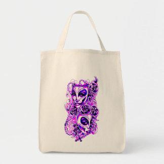 Bolsa Tote Máscaras