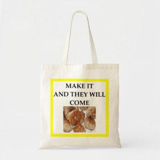 Bolsa Tote meatballs