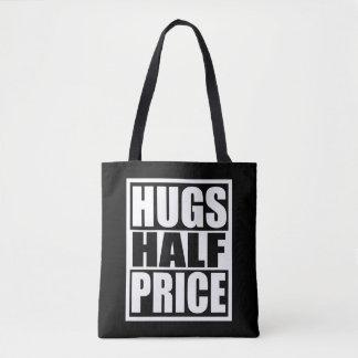 Bolsa Tote Meio preço dos abraços