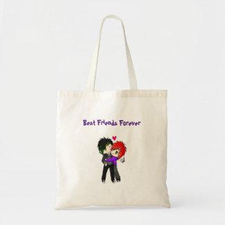 Bolsa Tote Melhores amigos para sempre