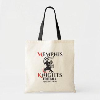 Bolsa Tote Memphis Knights o saco do logotipo