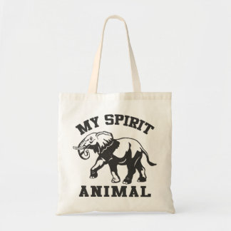 Bolsa Tote Meu animal do espírito