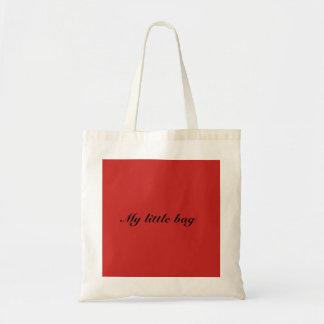 Bolsa Tote Meu saco pequeno