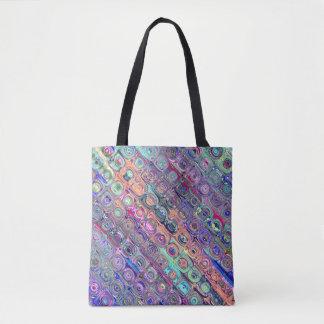 Bolsa Tote Miçanga de vidro espectral