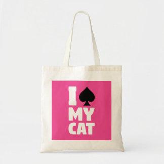 Bolsa Tote Mim pá meu gato (eu Spayed meu gato)