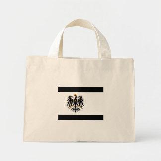 Bolsa Tote Mini Reino Preussen estandarte de nacional