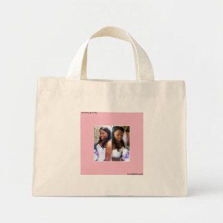 Bolsa Tote Mini Saco do presente do estilo do casamento de Zazzle