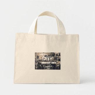 Bolsa Tote Mini Sacola da cidade da liberdade mini