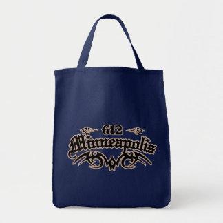 Bolsa Tote Minneapolis 612