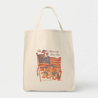 Bolsa Tote Minnesota 1976 justo