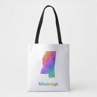Bolsa Tote Mississippi