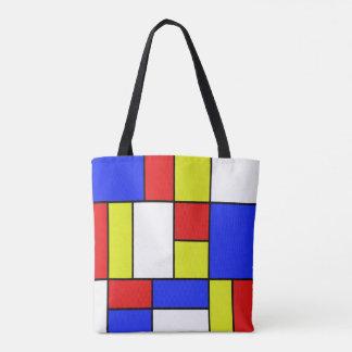 Bolsa Tote Mondriaan #19