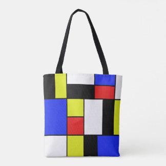 Bolsa Tote Mondriaan #20