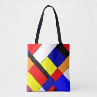 Bolsa Tote Mondriaan #9