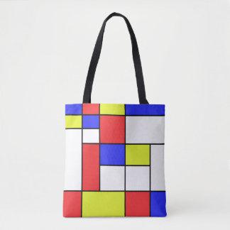 Bolsa Tote Mondrian #24