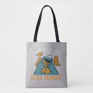 Bolsa Tote Monstro do biscoito do Sesame Street | - ainda com