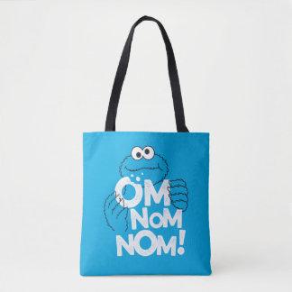 Bolsa Tote Monstro do biscoito | OM Nom Nom!