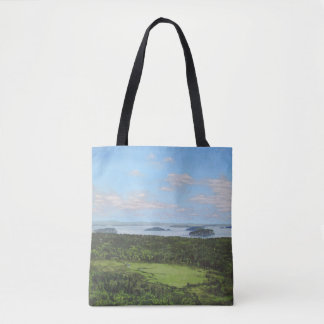 Bolsa Tote Mountain View de Dorr do grande prado