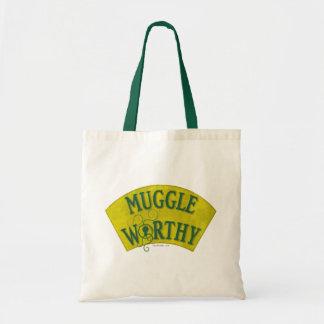Bolsa Tote Muggle digno