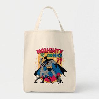 Bolsa Tote Mulher-gato de Batman | sob o visco impertinente