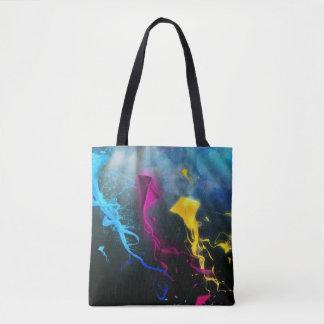 Bolsa Tote Multicolorido