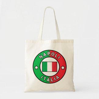 Bolsa Tote Napoli Italia