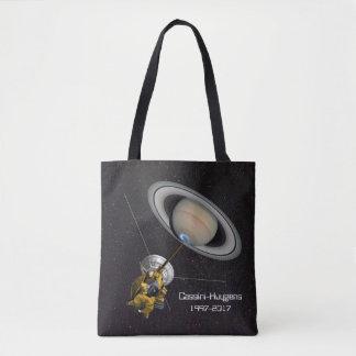 Bolsa Tote Nave espacial da missão de Cassini Huygens Saturn