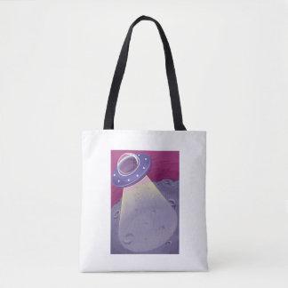 Bolsa Tote Nave espacial da sacola