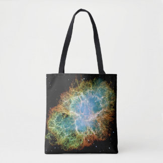 Bolsa Tote Nebulosa de caranguejo