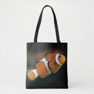 Bolsa Tote Nemo por todo o lado no saco do impressão